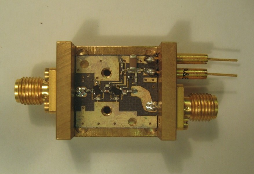 Cryogenic Amplifier